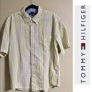Tommy Hilfiger Men's Shirt Size XL